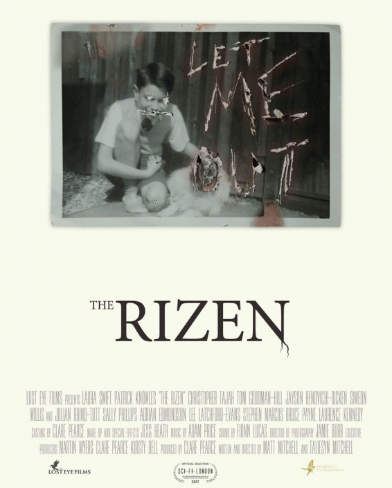 The Rizen - Scientist - Lost Eye Productions