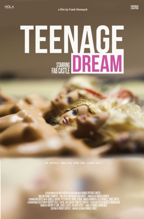 Teenage Dream - David Cooper as Producer - Uranus Productions